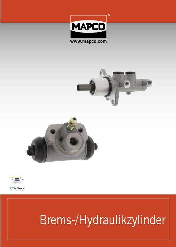 Frenos y cilindros hidráulicos