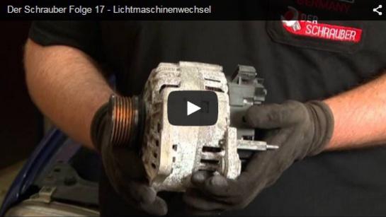 El mecánico episodio 17 - Cambiando el alternador.