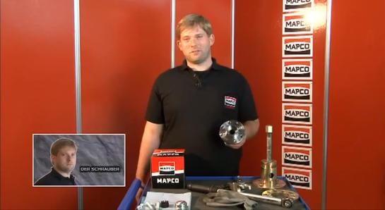 Mecanico Episodio 1 - Cambio del cubo de la rueda.