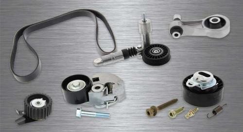 Motor y Filtro