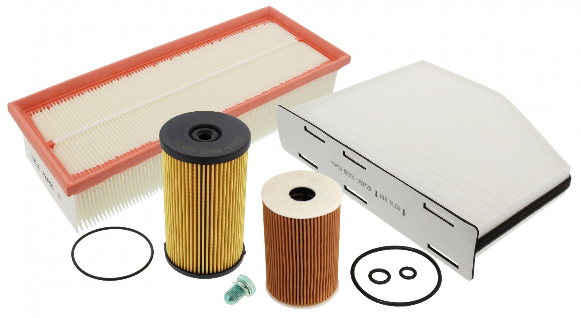 MAPCO 68821 kit de filtros