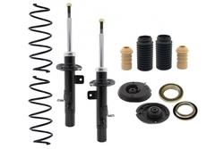 MAPCO 140918 Kit de montaje de amortiguador
