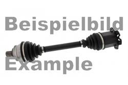MAPCO 16752/9HPS eje de transmisión rígido