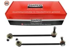 MAPCO 53825/5HPS Kit de 2 barras estabilizadoras
