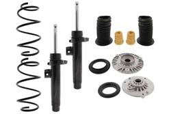 MAPCO 140945 Kit de montaje de amortiguador