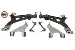 MAPCO 53026HPS Kit de reparación de brazos de suspensión Reforzados HPS