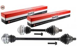 MAPCO 77752HPS eje de transmisión rígido