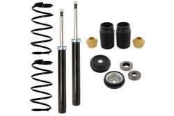 MAPCO 140912 Kit de montaje de amortiguador