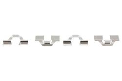 MAPCO 9379 Kit de accesorios, pastillas de frenos