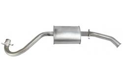 MAPCO 30059 Silenciador posterior